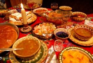 Бъдни вечер, празнуване, традиции